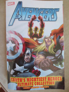 Avengers Earth's Mightiest Heroes: The Complete Collection