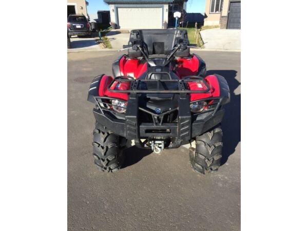 Used 2007 Yamaha grizzly
