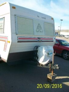 23 ft Travel Trailer