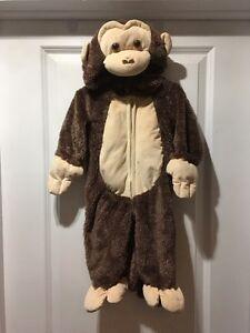 Monkey Halloween Costume - Baby size 9 months Gatineau Ottawa / Gatineau Area image 1