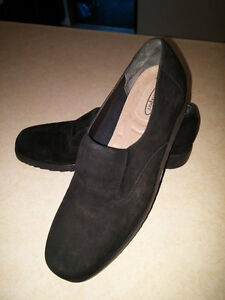 ROCKPORT-SUEDE LEATHER