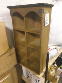 Erzin cubby hole wall shelf - WAS £89.99 - NOW £50