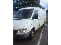 Mercedes sprinter breaking for spares 2000 2006