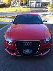 2011 Audi S4 Supercharged 12month unlimited km warranty included