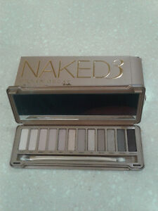 Urban Decay Naked 3 Eye  shadow makeup palette