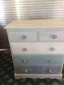 Large chest drawers