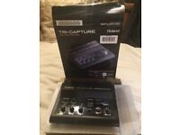 Roland tri capture recorder - guitar