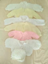 Baby's cardigans