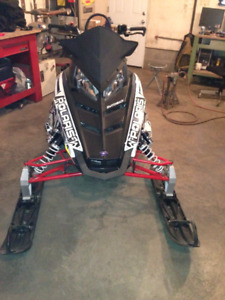 "2012 Polaris Assault Switchback 800 144"" x 2"""