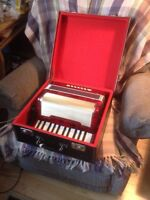Accordion made in Germany $250