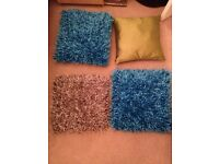 Brand new large cushions