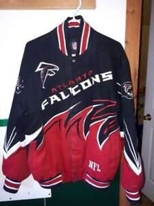Authentic Atlanta Falcons Winter Coat