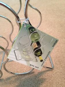 Artsy wine rack Peterborough Peterborough Area image 5