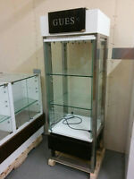 3 Commercial Merchandise Display Units