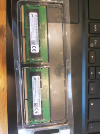 Laptop memory 16GB brand new just removed new Dell