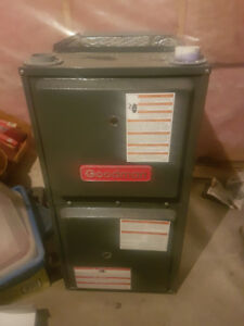 New furnace need to go ASAP
