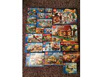Lego Job lot 21 sets!
