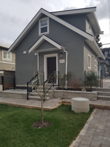 New 2BR  Laneway house within walking distance of Joyce station