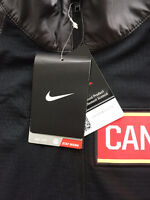 Brand NEW with Tag - Nike Team Canada Dri Fit Hybrid 1/2 Zip Top