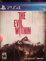The evil within ps4 NEGO