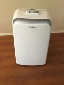 Danby portable 14000 btu air conditioner