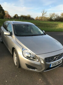 LOW PRICE!!! TOP RANGE VOLVO V60 D5 LUX EXCELENT CONDITION! Gold, 2011