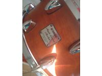 "Yamaha snare drum maple custom absolute 6.5"""