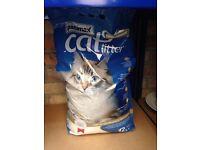 Unopened Patimax Anti Clump Cat Litter 12L