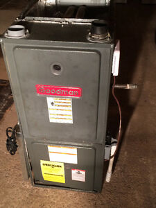 Goodman, 45000 BTU Gas Furnace, 95% Efficiency