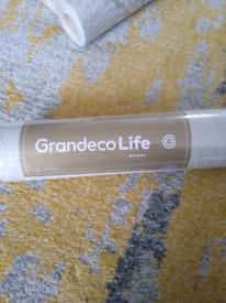 New Vinyl Wallpaper in packaging 3 rolls vinyl Brand - Grandeco Life