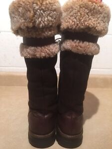 Women's Tall Insulated Winter Boots Size 8.5 London Ontario image 4