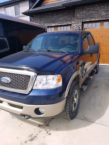 2008,f150,4x4,lariat,4 door, truck, parts or whole