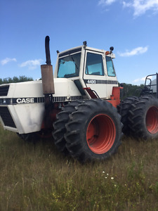 4490 Case 4WD Tractor