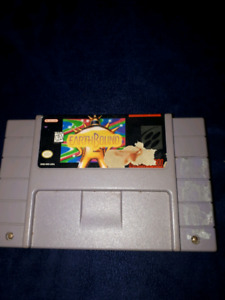 Official Super Nintendo Earthbound Game $175 Firm Torn Label
