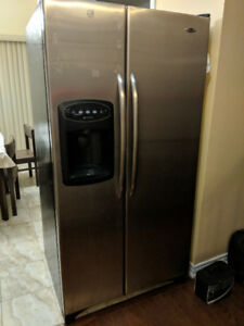 Maytag 26 Cu. Ft.  Fridge for free