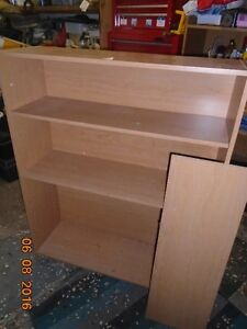 SEARS 3 SHELF BOOK CASE