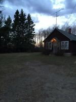 14 acre acreage with older house