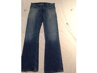Levi s jeans w30 l32