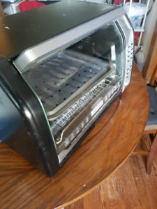Black and decker Toaster oven OBO