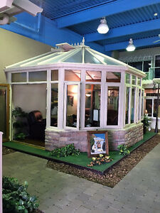 CONSERVATORY FOR SALE:  16'x13' with 12' High Ceiling