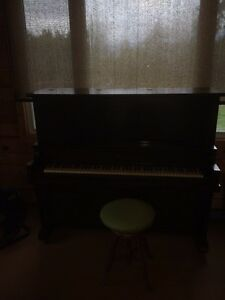 Bell piano to give away