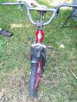 Small red kids bike $10.00