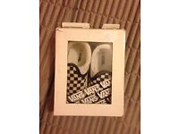 Baby vans in box / nikes £5