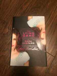The Lying Game by Sara Shepard Kitchener / Waterloo Kitchener Area image 1
