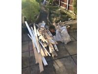 FREE wood - Bonfire Kindling