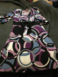 Pretty, comfortable, colourful dress for sale
