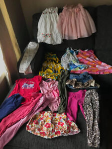 Lots of girls clothes/clothing size 12 months to 12 yrs
