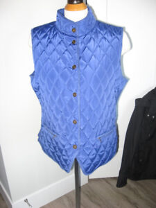Sears Tradition Country Collection Vest Size 16