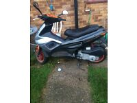 Breaking gilera runner vx125 not cr rm Yz Kx ktm