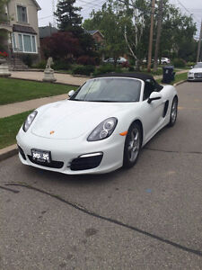 2016 Porsche Boxster Convertible Lease Takeover-Less than 23 Mth